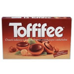 Sweet Toffifee Candies